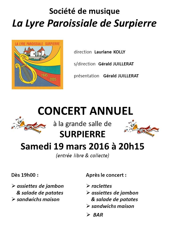 Flyers concert 2016