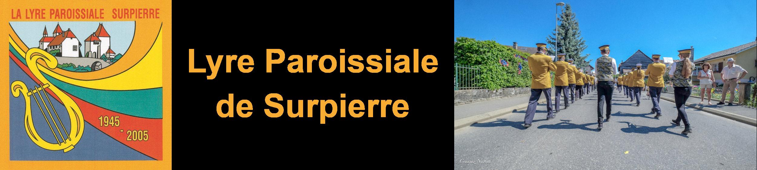 La Lyre Paroissiale de Surpierre